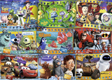 Disney-Pixar Movies 1000 Piece Puzzle Jigsaw Puzzle