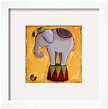 Elephant Prints by Wilma Sanchez