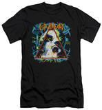 Def Leppard - Hysteria (slim fit) T-shirts