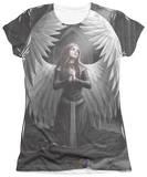 Juniors: Anne Stokes - Prayer For The Fallen T-shirts