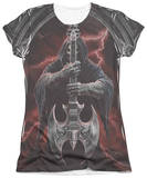 Juniors: Anne Stokes - Rock God T-Shirt