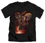 Juvenile: Anne Stokes - Hellrider T-shirts