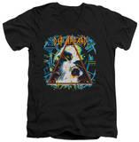 Def Leppard - Hysteria V-Neck T-Shirt