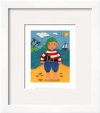 Treasure Island I Prints by Sophie Harding