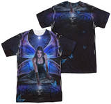 Anne Stokes - Immortal Flight (Front - Back Print) T-shirts