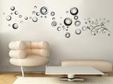 Abstract Lepicí obraz na stěnu