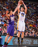 Golden State Warriors v Phoenix Suns Photo by Barry Gossage