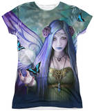 Juniors: Anne Stokes - Mystic Aura Womens Sublimated