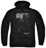 Hoodie: Batman: Arkham Knight - Bat Brood Pullover Hoodie