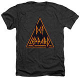 Def Leppard - Distressed Logo T-Shirt