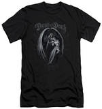 Anne Stokes - Dance With Death (slim fit) T-shirts