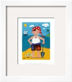 Treasure Island IV Prints by Sophie Harding