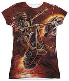 Juniors: Anne Stokes - Hellrider Womens Sublimated