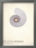 The Little Mermaid Prints by Christian Jackson