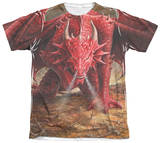 Anne Stokes - Dragon's Lair T-Shirt