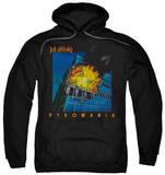 Hoodie: Def Leppard - Pyromania Pullover Hoodie
