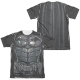 Batman: Arkham Knight - Uniform (Front - Back Print) T-Shirt