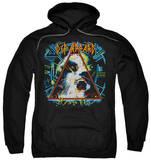 Hoodie: Def Leppard - Hysteria Pullover Hoodie