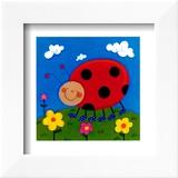 Mini Bugs IV Prints by Sophie Harding