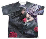 Youth: Anne Stokes - Rose Fairy T-shirts