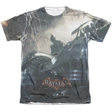 Batman: Arkham Knight - Into The Night T-Shirt