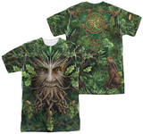 Anne Stokes - Oak King (Front - Back Print) Shirts
