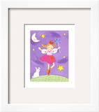 Fairyland III Print by Sophie Harding