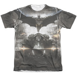 Batman: Arkham Knight - Poster T-Shirt