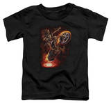 Toddler: Anne Stokes - Hellrider T-Shirt