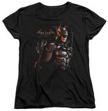 Womans: Batman: Arkham Knight - Dark Knight T-Shirt