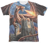Anne Stokes - Dragon's Fury T-shirts