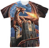 Anne Stokes - Dragon's Fury Shirts