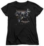 Womans: Batman: Arkham Knight - Grapple T-shirts