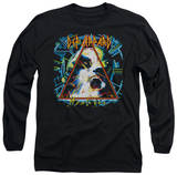 Long Sleeve: Def Leppard - Hysteria T-Shirt