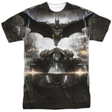 Batman: Arkham Knight - Poster T-shirts