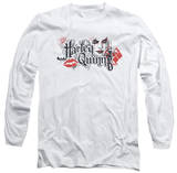 Long Sleeve: Batman: Arkham Knight - Lips T-shirts