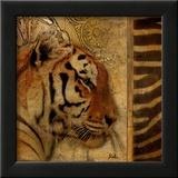Elegant Safari II Art by Patricia Quintero-Pinto