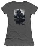 Juniors: Batman: Arkham Knight - Perched T-Shirt