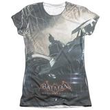 Juniors: Batman: Arkham Knight - Into The Night T-Shirt