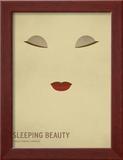Sleeping Beauty Prints by Christian Jackson