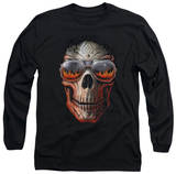 Long Sleeve: Anne Stokes - Hellfire T-Shirt