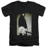 Joan Jett - Turn V-Neck T-shirts