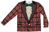 Long Sleeve: Xmas Tuxedo Tee T-skjorte