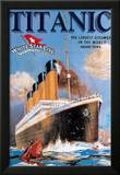 Titanic White Star Line Prints