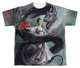 Youth: Anne Stokes - Dragon Dancer T-shirts