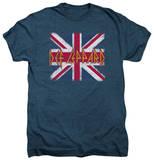 Def Leppard - Union Jack (premium) T-shirts