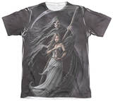Anne Stokes - Summon The Reaper T-shirts