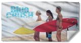 Blue Crush - Board Beach Towel Beach Towel