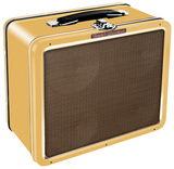 Fender Bassman Amp Lunch Box Lunch Box