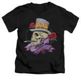 Youth: Poison - Classic Skull T-Shirt